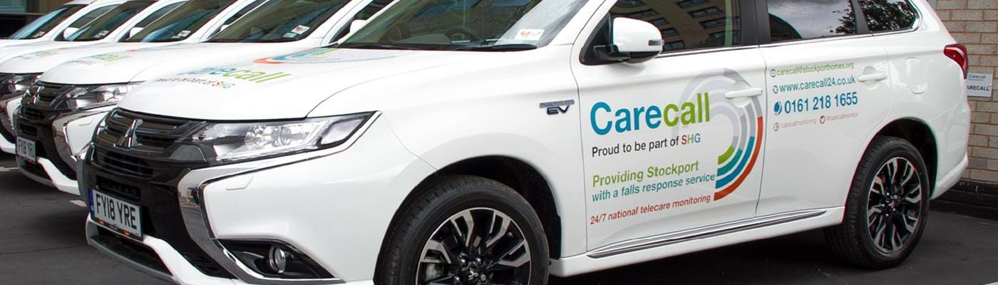 Please be assured that Carecall is here to help 24/7